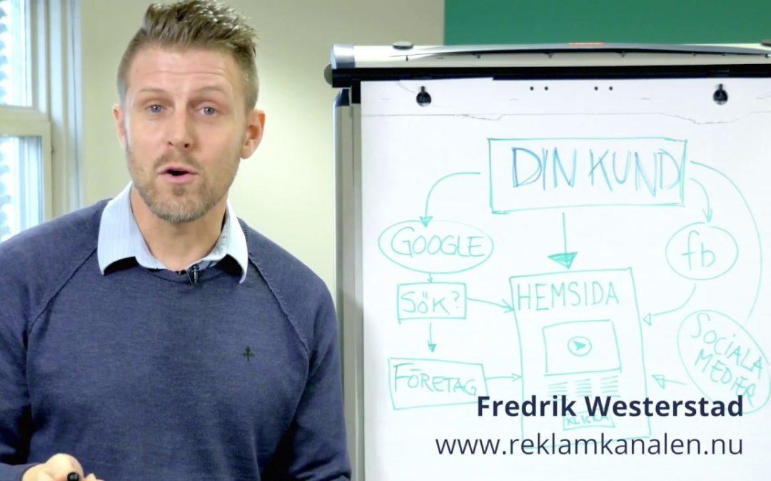 Bli inte ovän med Google och dina kunder – Börja så här